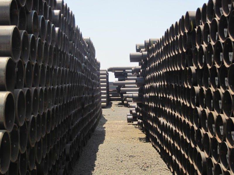Fabricação de tubos de aço carbono