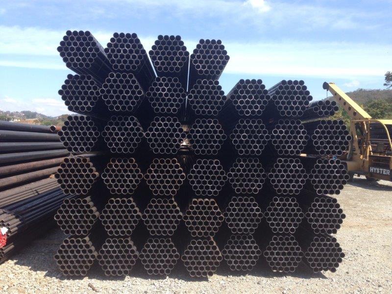 Onde comprar tubo de aço carbono