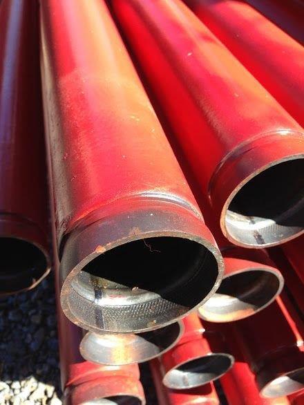 Tubo de aço carbono para incendio