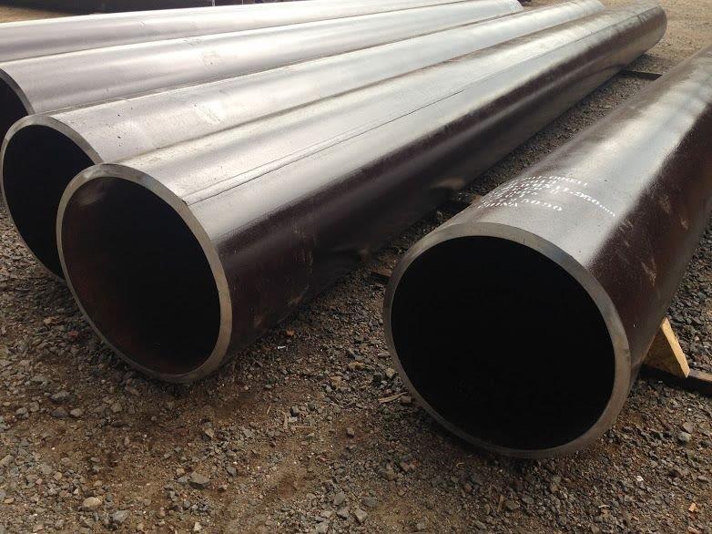 Tubos de aço carbono de alta pressão