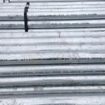Tubo aço carbono para agua