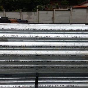 Tubo de aço galvanizado para incendio preço